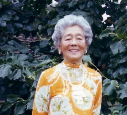 Hawayo Takata enseignante Reiki