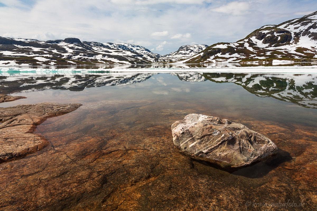 Ståvatn, Haukelivegen, Hardanger Vidda