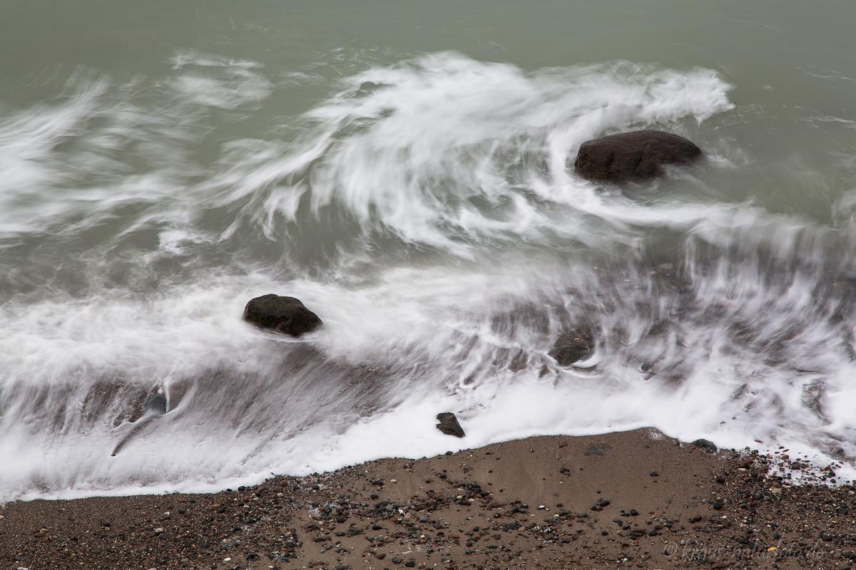 am Hohen Ufer bei Ahrenshoop