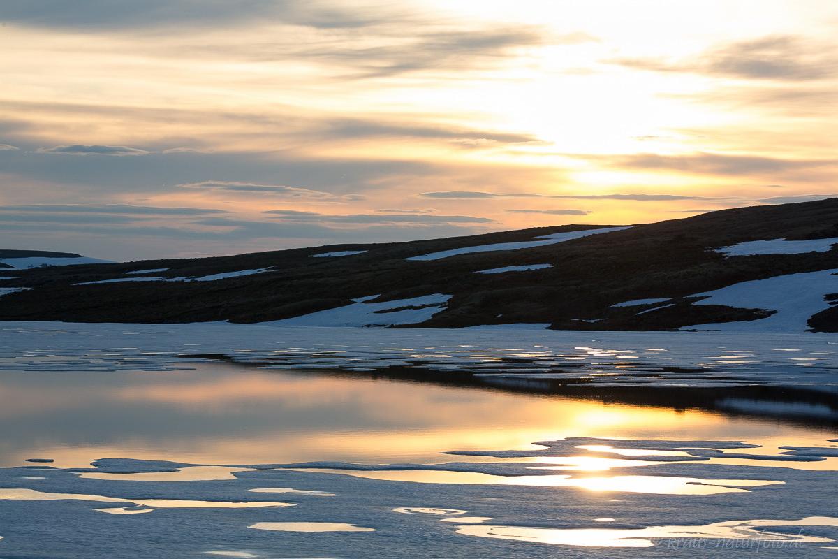 Skiftessjøen, Hardanger Vidda