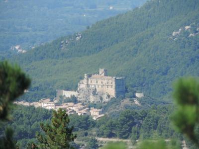 Le Chateau du Barroux
