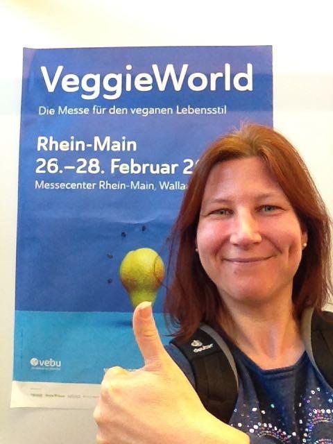 Besuch auf der VeggieWorld 2016 in Wallau
