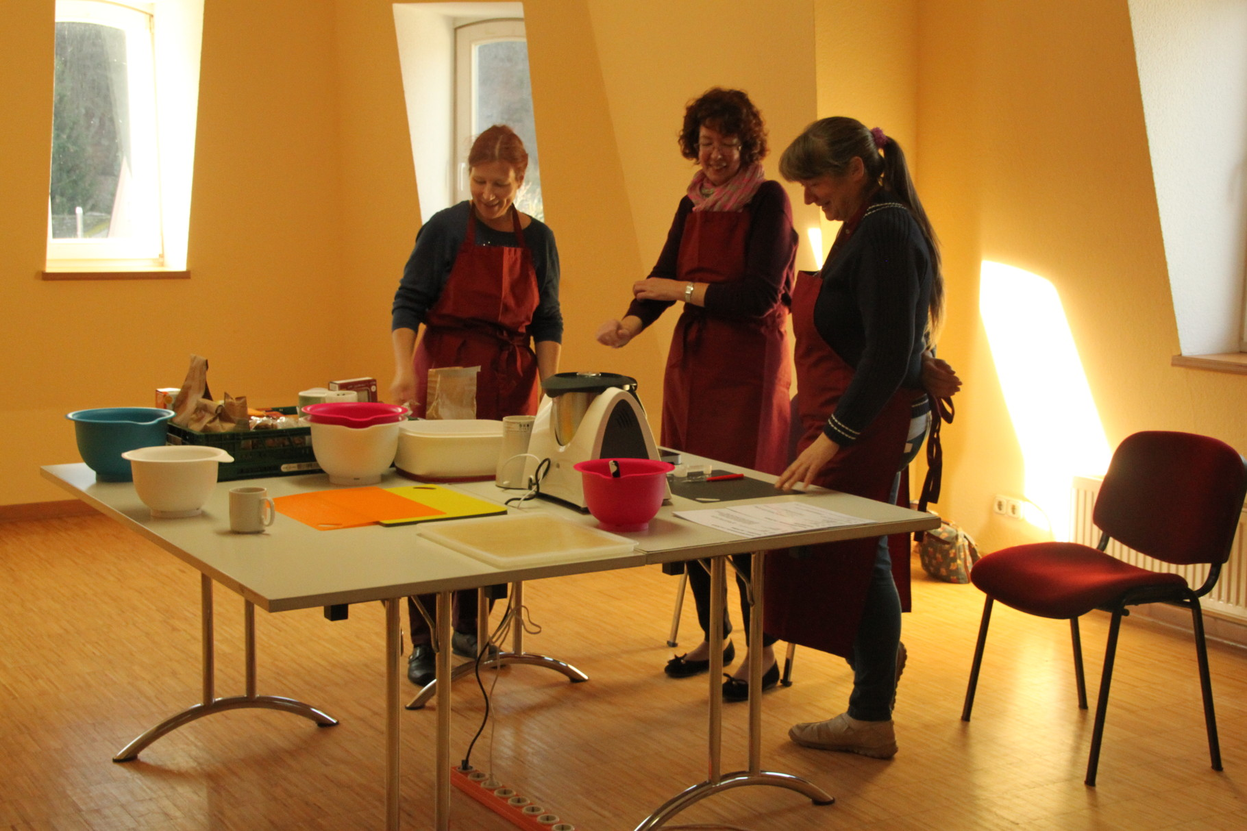 Workshop im Kreml Kulturhaus