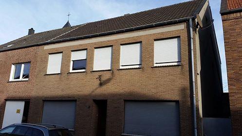 Selektiver Rückbau eines Doppelhauses