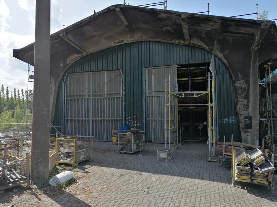 Industriepark Duisburg  PAK Sanierung gemäß TRGS 524