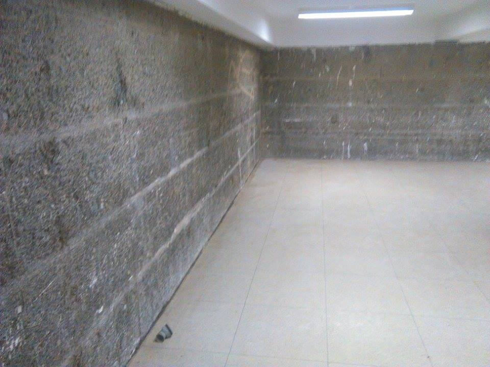 Express Sanierung. - Morgens rein - Mittags raus . Rückbau aller Wandverkleidungen inkl. Unterkonstruktion