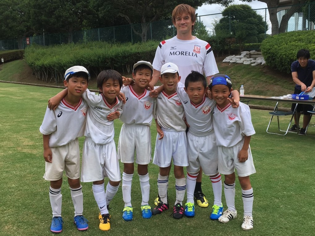 平成29年度 夏季U-9サッカースクール