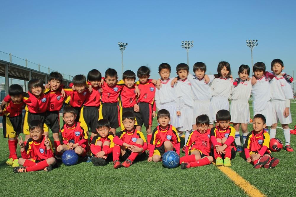 平成29年度 冬季U-9サッカースクール