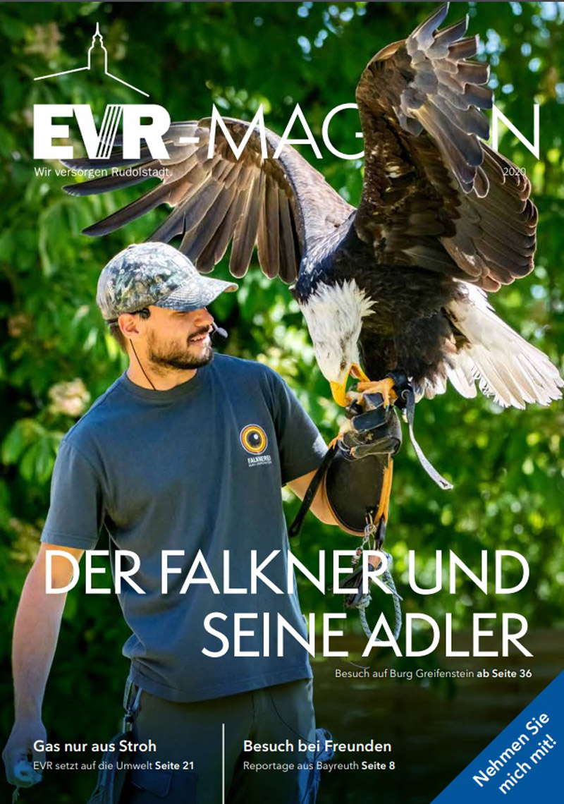EVR Magazin - 2020