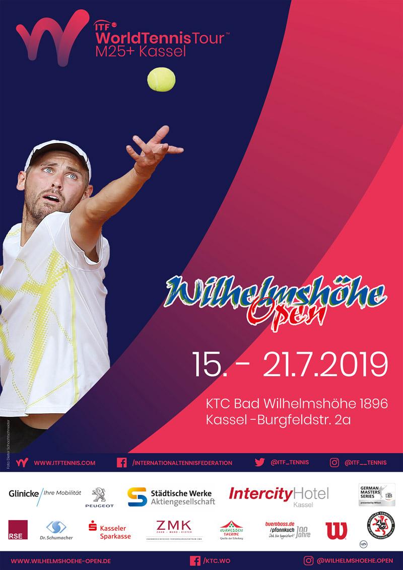 Magazin Wilhelmshöhe Open 2019