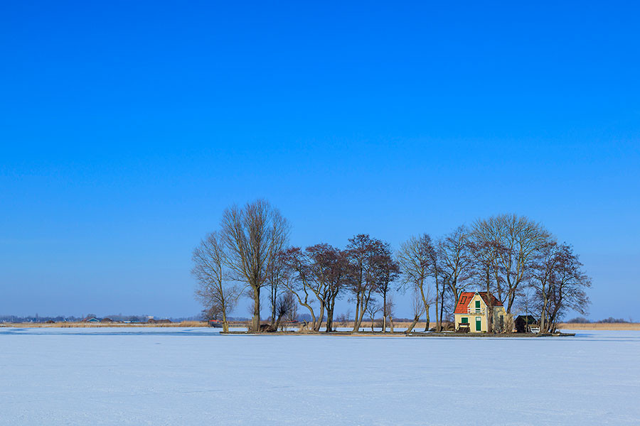 'Friese meren' - Tweede prijs van drie gefuseerde gemeenten - 2012
