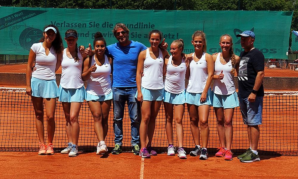 U18-Juniorinnen spielen in der Hessenliga