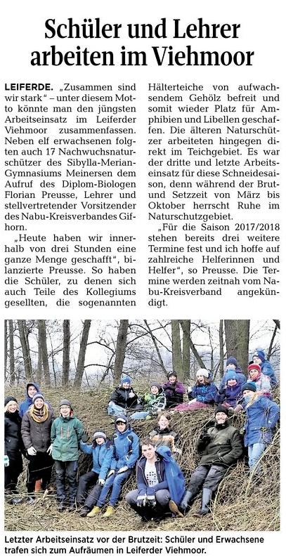 Aller Zeitung 02.03.2017