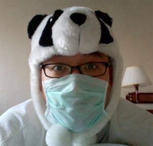 Mike Su of Break Media during his Quarantine