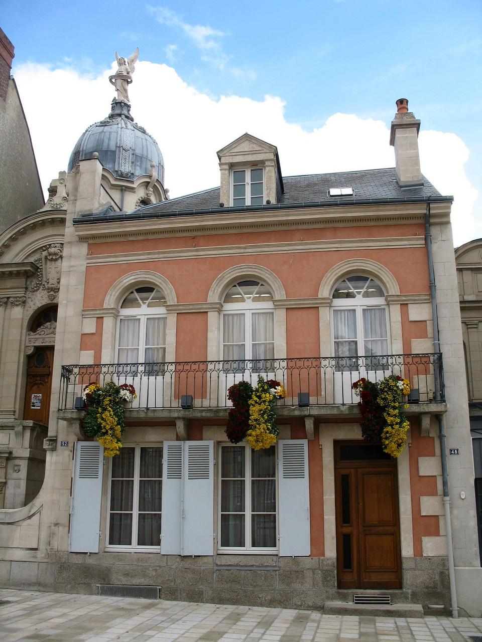 Maison Famille Martin, maison natale de Sainte Thérése