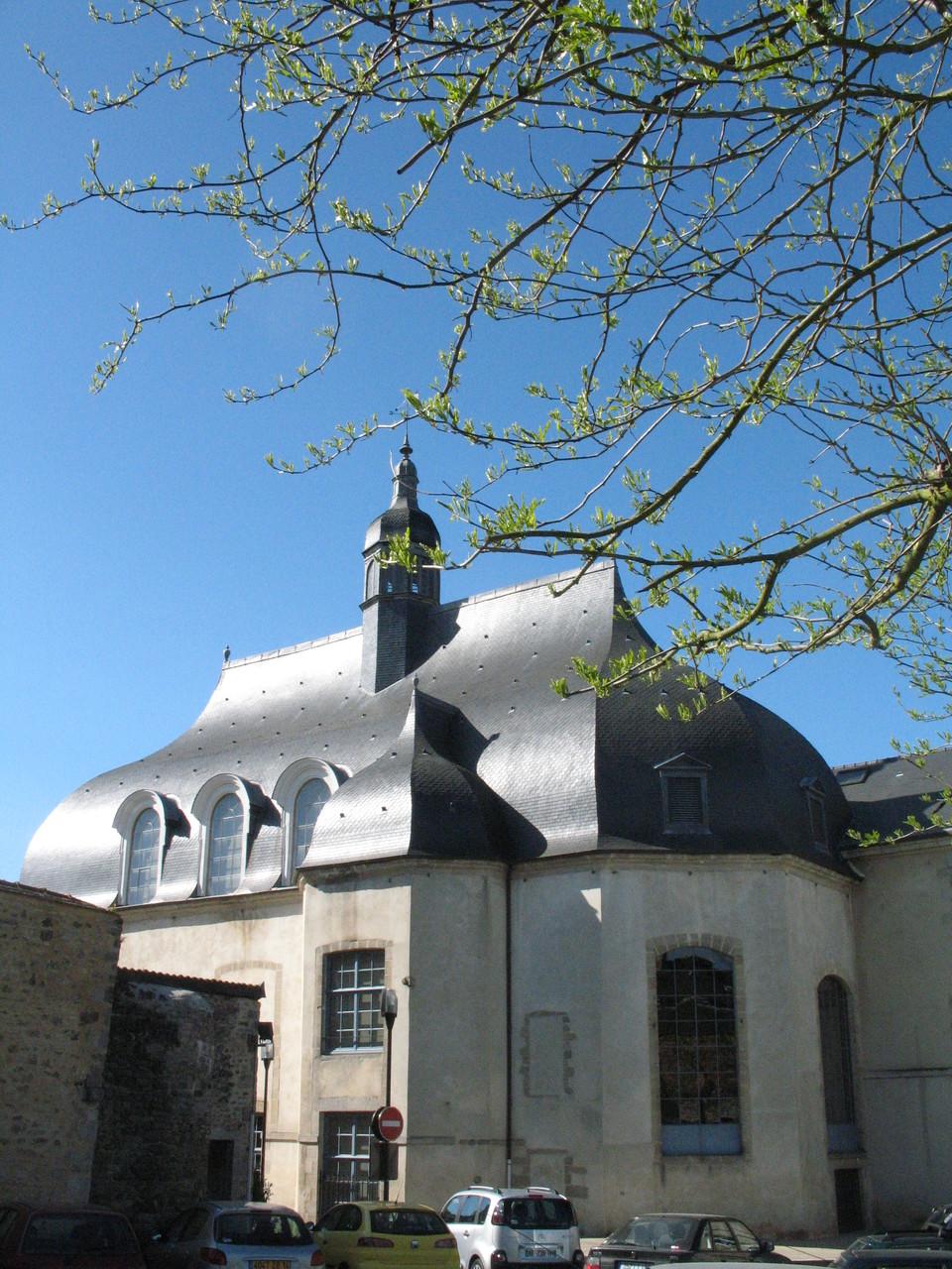 Chapelle des Jésuites (médiathèque)