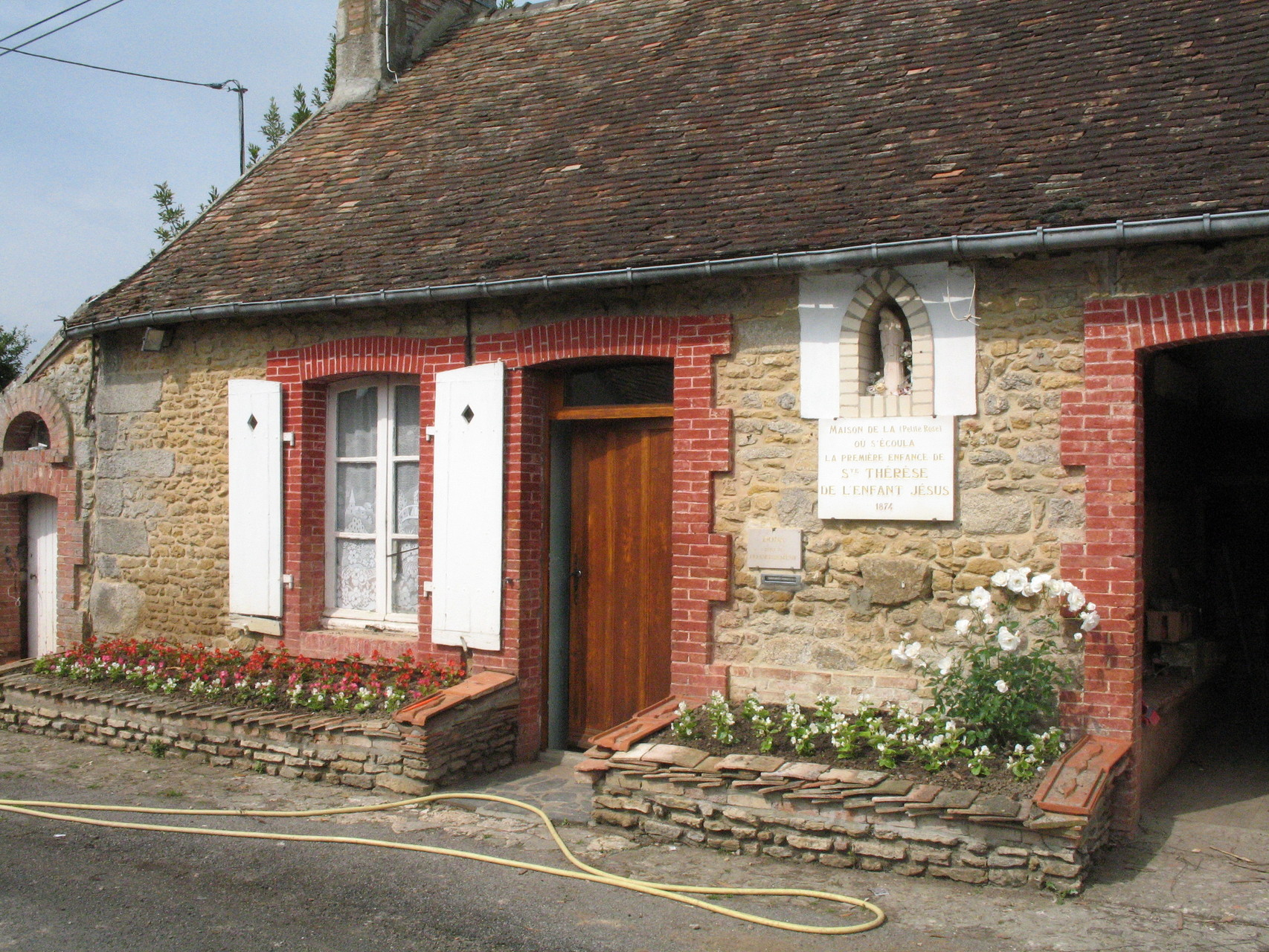 Semallé Maison de Rose Taillé, nourrice de Sainte Thérese