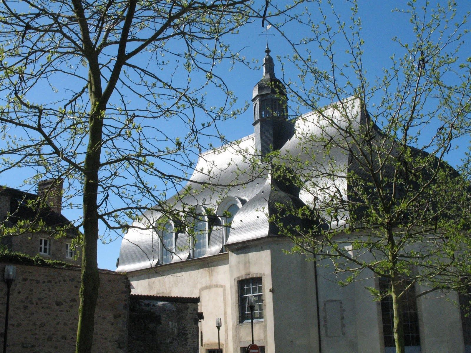 Chapelle des Jésuites Bibliothéque