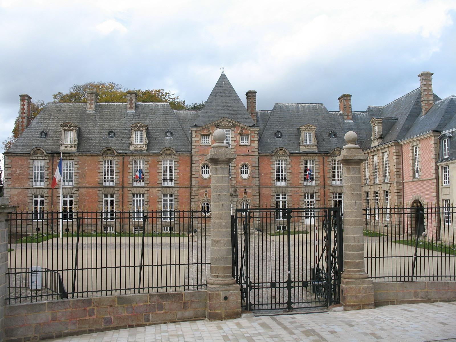 Hotel de Guise   La préfecture