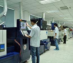精密金型 ワイヤー WEDM 中国