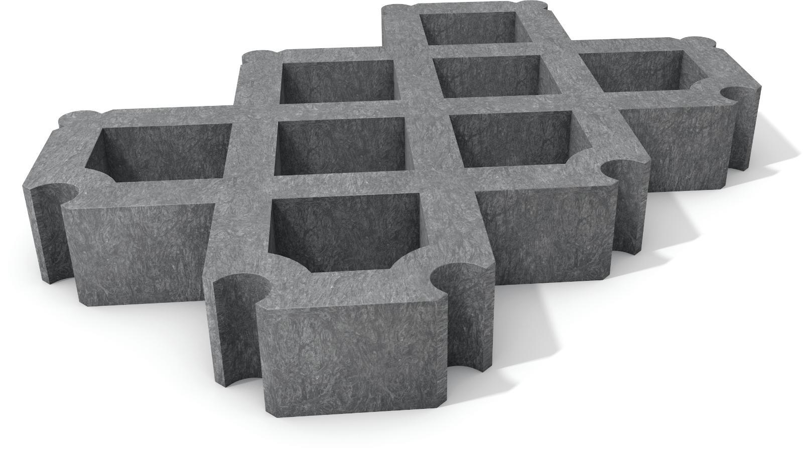 geliebte rasengittersteine aus kunststoff di76 kyushucon. Black Bedroom Furniture Sets. Home Design Ideas