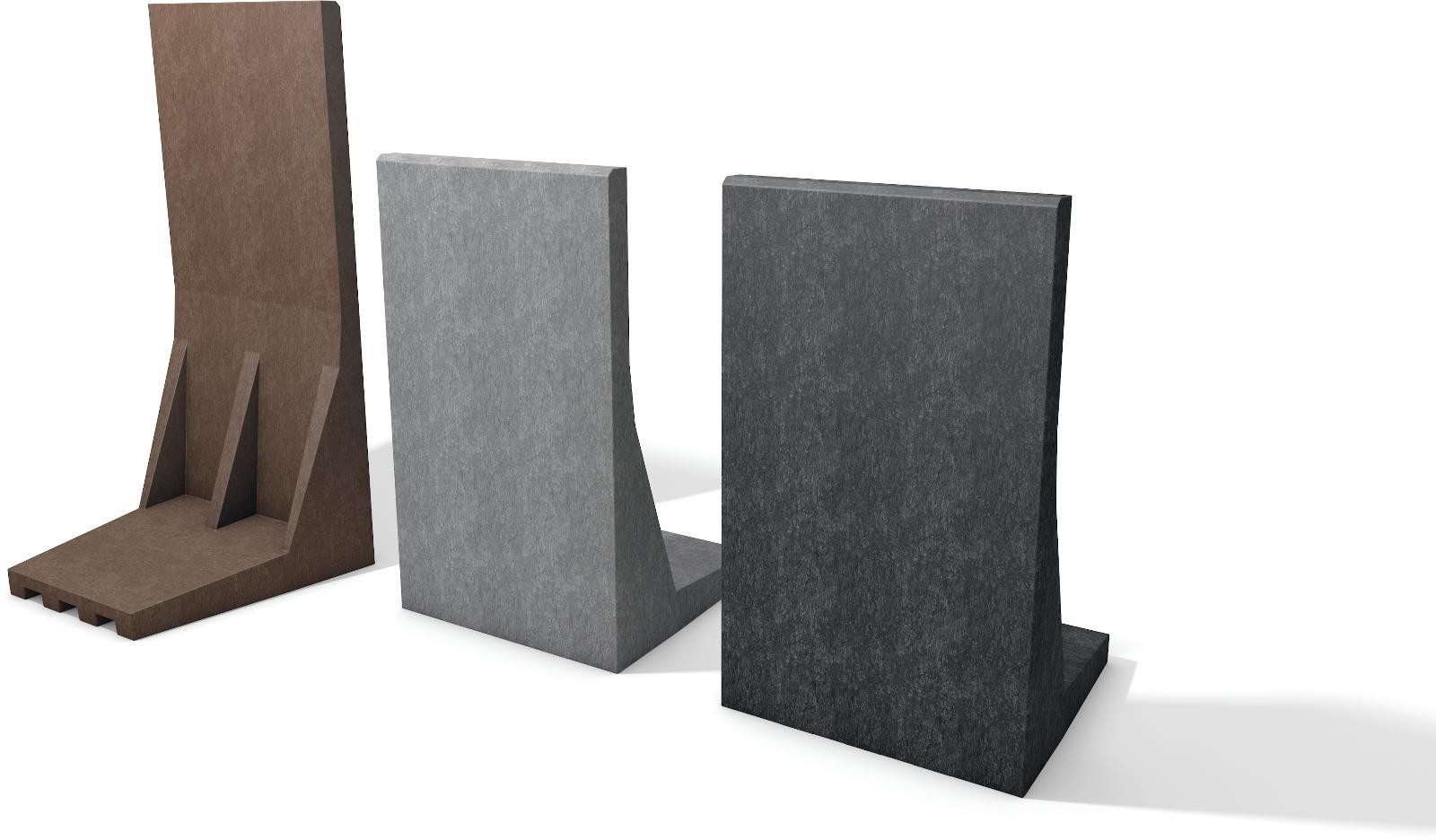 kunststoff palisaden rk shop recycling kunststoff produkte. Black Bedroom Furniture Sets. Home Design Ideas