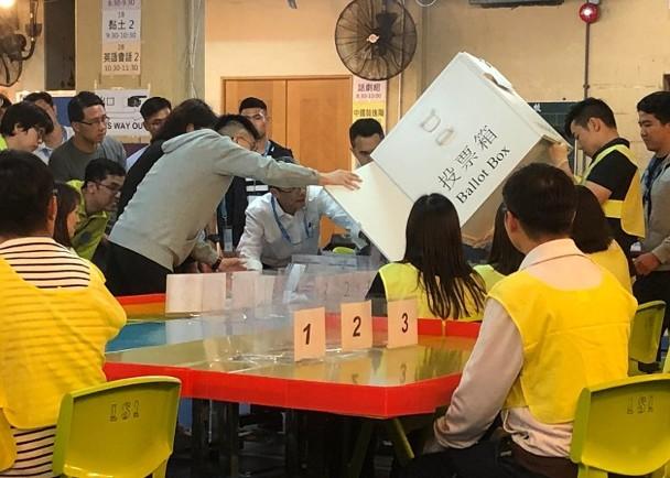 【香港時事】區議會選舉大勝-票箱,定係骨灰盅?