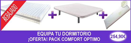 paquete de calidad confort óptimo descanso garantizado