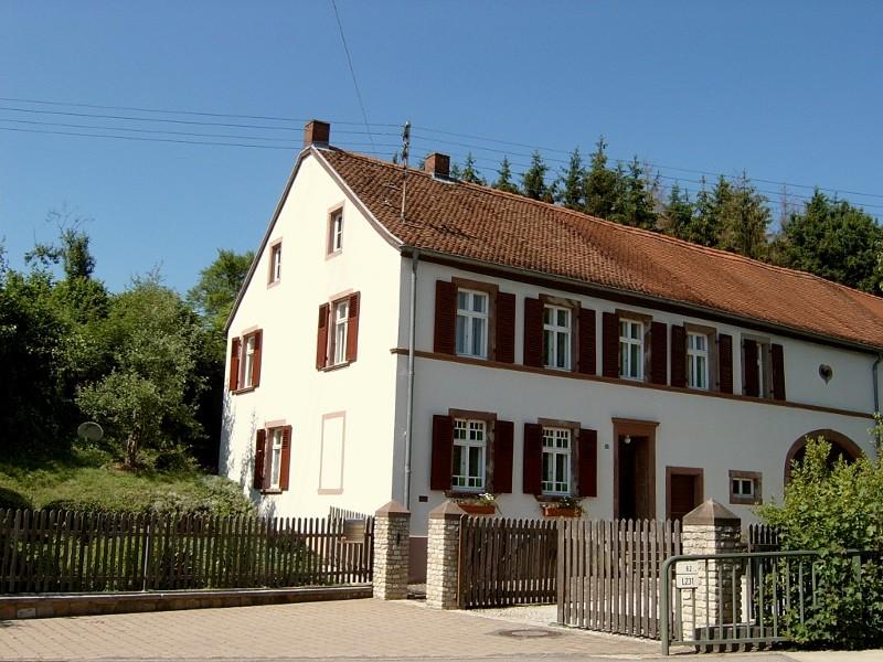 Bauernhaus Welsch, Landessieger saarl. Bauernhäuser 2000
