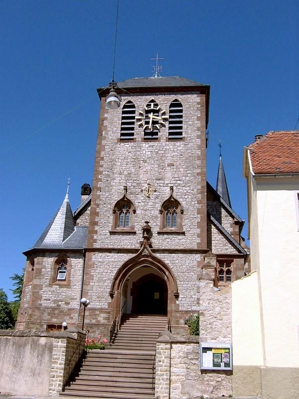 Kath. Kirche St.Mauritius