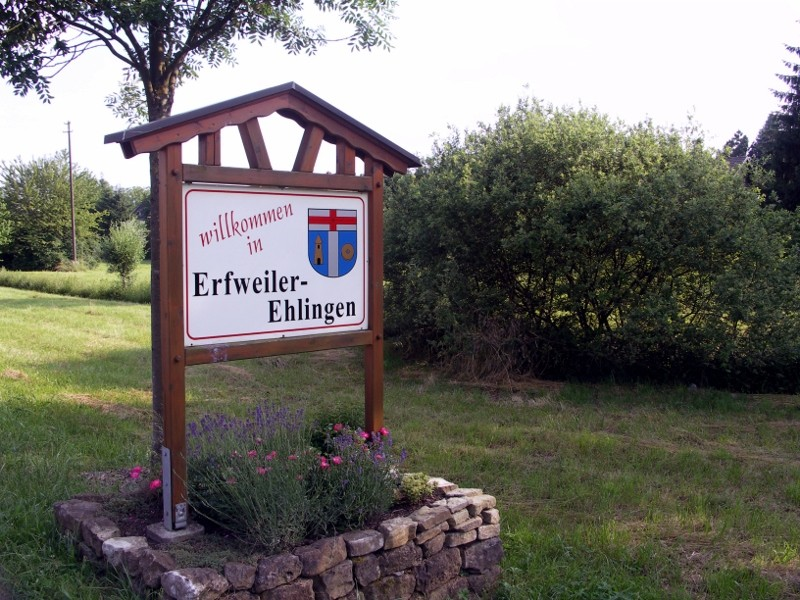 Willkommen in Erfweiler-Ehlingen