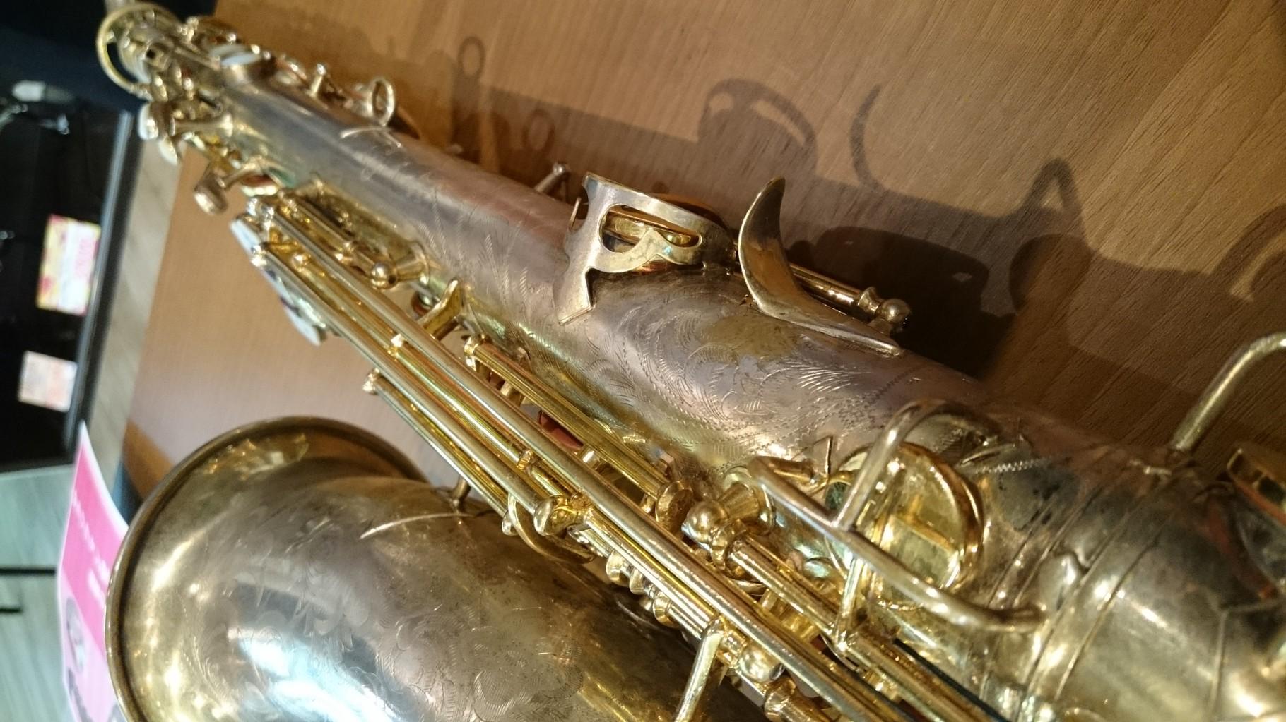 ヴィンテージ楽器再生