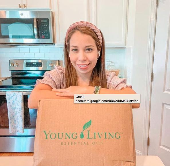 Aceites de Young Living
