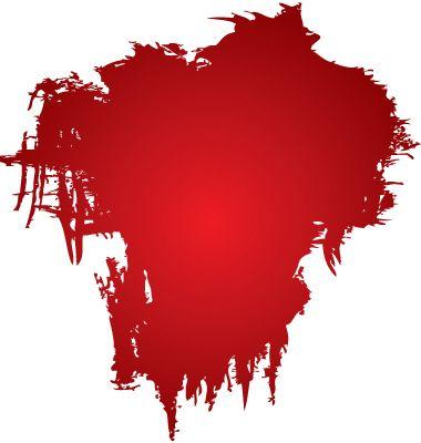 Bloed vlekken verwijderen