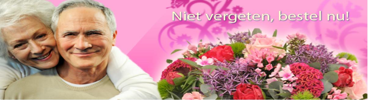 Online bloemen boeket bestellen, vandaag bezorgd