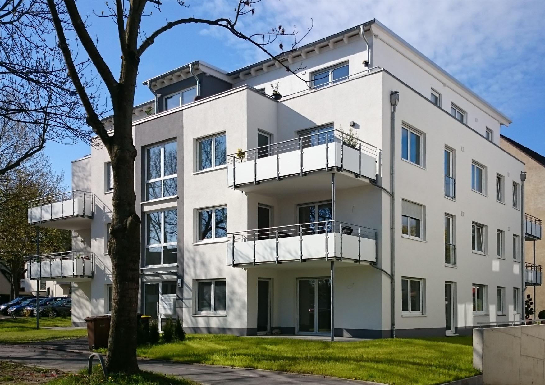 2016/17: Dortmund-Innenstadt Süd, Von-den-Berken-Straße 19 bis 25