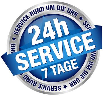 24-Stunden-Notdienst für Immobilien