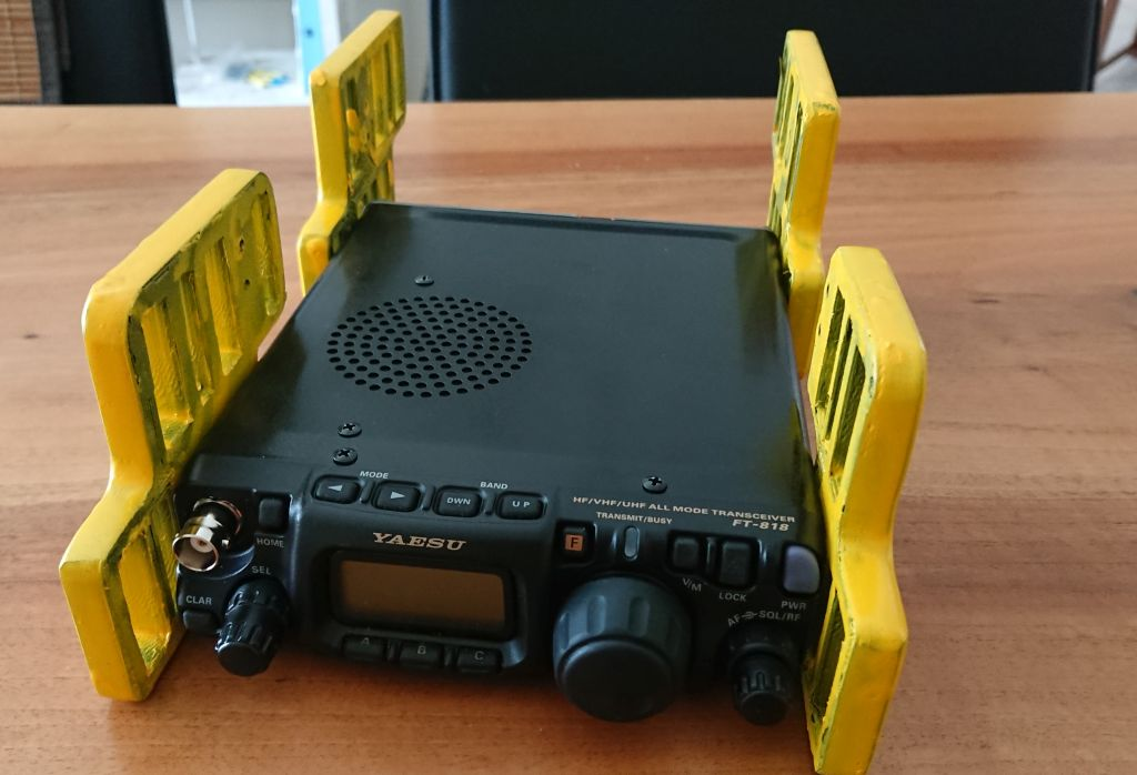 Portable Equipment Teil 1: Das SOTA Modul