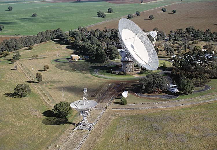 E.T.'s Bakensender auf 982,002 MHz