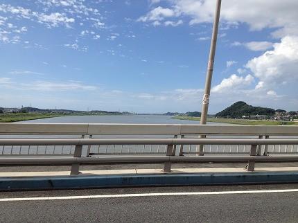 遠賀川ー福岡県