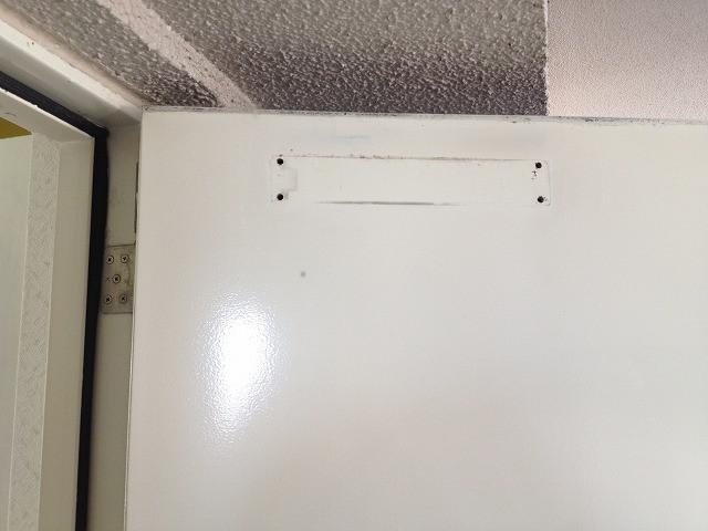 カギの救助隊福岡施工例ドアクローザー1