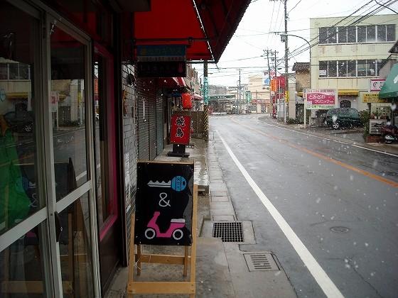 雪の日の福岡南本店