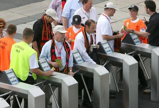KABAセキュリティゲート