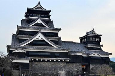 福岡城が12位に