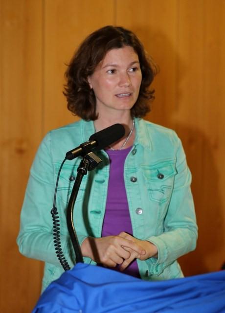Landrätin Frau Tanja Schweiger