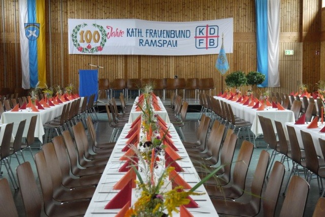 100 Jahre Frauenbund Ramspau