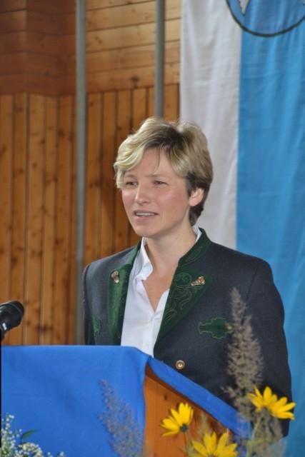 Stellv. Bundesvorsitzende Frau Dr. Zinkl