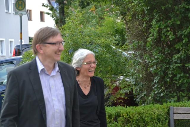 Ehepaar Dommer Wendl aus Kirchberg