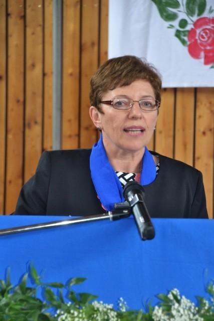 Rede der Vorsitzenden Frau Rausch