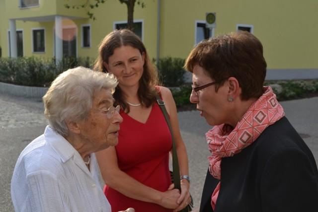 Unsere Autorinnen Irmgard und Doreen Heinrich.